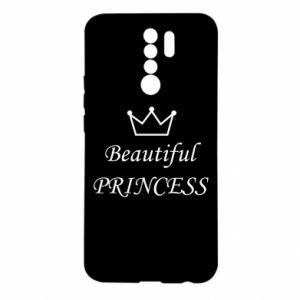 Xiaomi Redmi 9 Case Beautiful PRINCESS