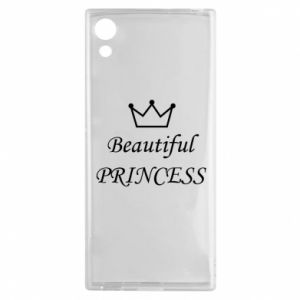 Sony Xperia XA1 Case Beautiful PRINCESS