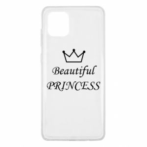 Samsung Note 10 Lite Case Beautiful PRINCESS
