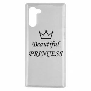 Samsung Note 10 Case Beautiful PRINCESS