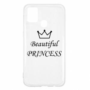 Samsung M31 Case Beautiful PRINCESS