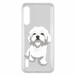 Etui na Xiaomi Mi A3 Beautiful white dog