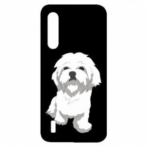 Etui na Xiaomi Mi9 Lite Beautiful white dog