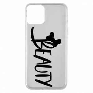 Phone case for iPhone 11 Beauty - PrintSalon