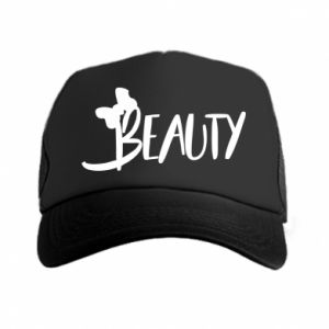 Trucker hat Beauty - PrintSalon