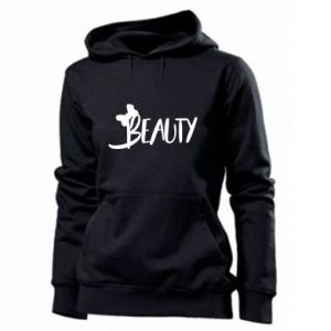 Women's hoodies Beauty - PrintSalon