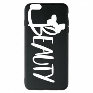 Phone case for iPhone 6 Plus/6S Plus Beauty - PrintSalon