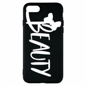 Phone case for iPhone 7 Beauty - PrintSalon