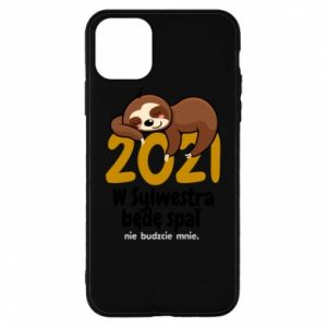 Phone case for iPhone 11 Pro Max I'll sleep