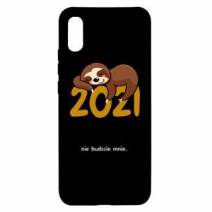Xiaomi Redmi 9a Case I'll sleep