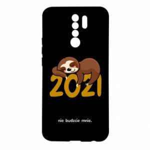 Xiaomi Redmi 9 Case I'll sleep