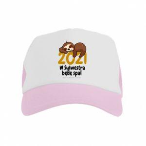 Kid's Trucker Hat I'll sleep