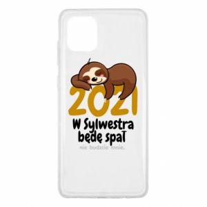 Samsung Note 10 Lite Case I'll sleep
