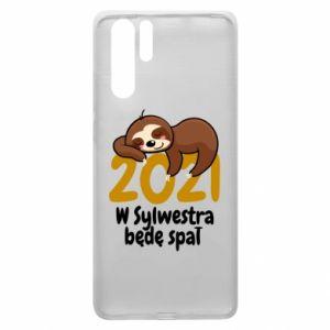 Huawei P30 Pro Case I'll sleep