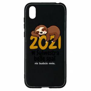 Etui na Huawei Y5 2019 Będę spał