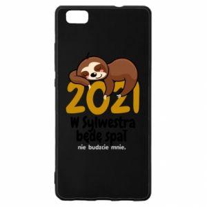 Huawei P8 Lite Case I'll sleep