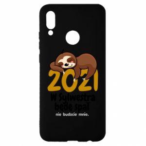 Huawei P Smart 2019 Case I'll sleep