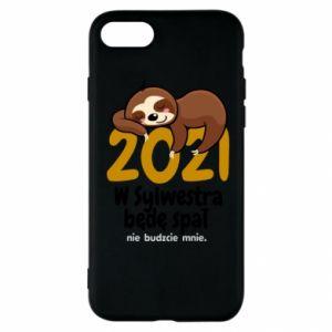 Etui na iPhone SE 2020 Będę spał