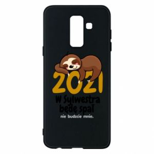 Phone case for Samsung A6+ 2018 I'll sleep