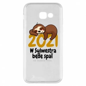 Phone case for Samsung A5 2017 I'll sleep