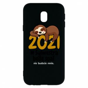 Phone case for Samsung J3 2017 I'll sleep