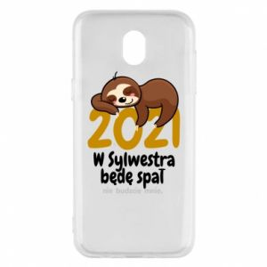 Phone case for Samsung J5 2017 I'll sleep