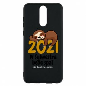 Phone case for Huawei Mate 10 Lite I'll sleep