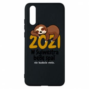 Phone case for Huawei P20 I'll sleep