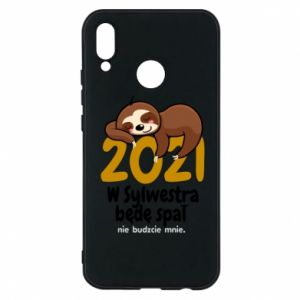 Phone case for Huawei P20 Lite I'll sleep