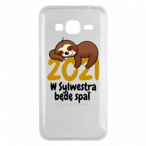 Phone case for Samsung J3 2016 I'll sleep