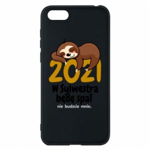 Phone case for Huawei Y5 2018 I'll sleep