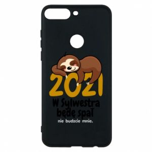 Phone case for Huawei Y7 Prime 2018 I'll sleep