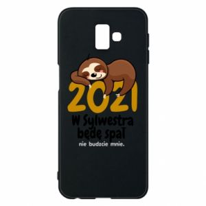 Phone case for Samsung J6 Plus 2018 I'll sleep