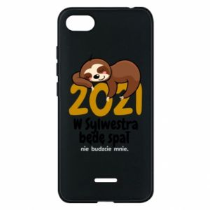 Phone case for Xiaomi Redmi 6A I'll sleep