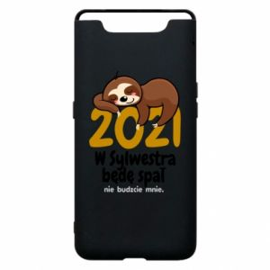 Phone case for Samsung A80 I'll sleep