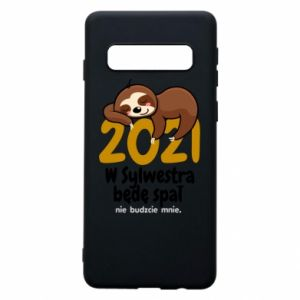 Phone case for Samsung S10 I'll sleep
