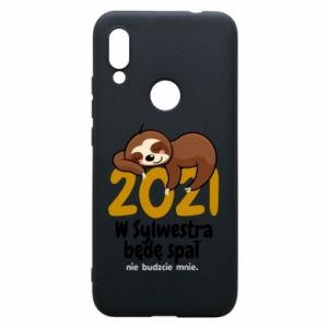 Phone case for Xiaomi Redmi 7 I'll sleep