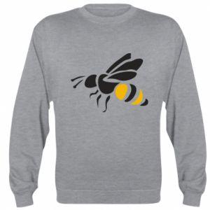 Bluza (raglan) Bee in flight