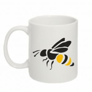 Kubek 330ml Bee in flight