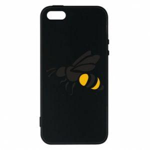Etui na iPhone 5/5S/SE Bee in flight