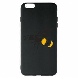Phone case for iPhone 6 Plus/6S Plus Bee in flight - PrintSalon