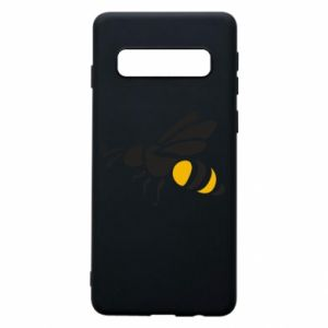 Phone case for Samsung S10 Bee in flight