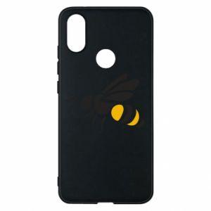 Phone case for Xiaomi Mi A2 Bee in flight - PrintSalon