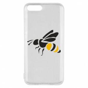 Phone case for Xiaomi Mi6 Bee in flight - PrintSalon