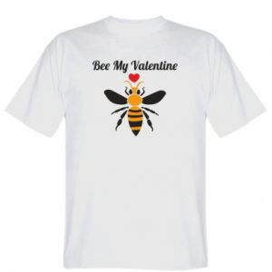 T-shirt Bee my Valentine