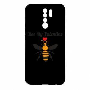 Xiaomi Redmi 9 Case Bee my Valentine