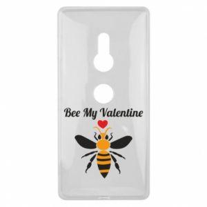 Sony Xperia XZ2 Case Bee my Valentine