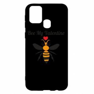 Samsung M31 Case Bee my Valentine