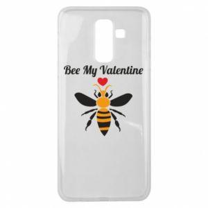 Samsung J8 2018 Case Bee my Valentine