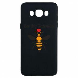 Samsung J7 2016 Case Bee my Valentine